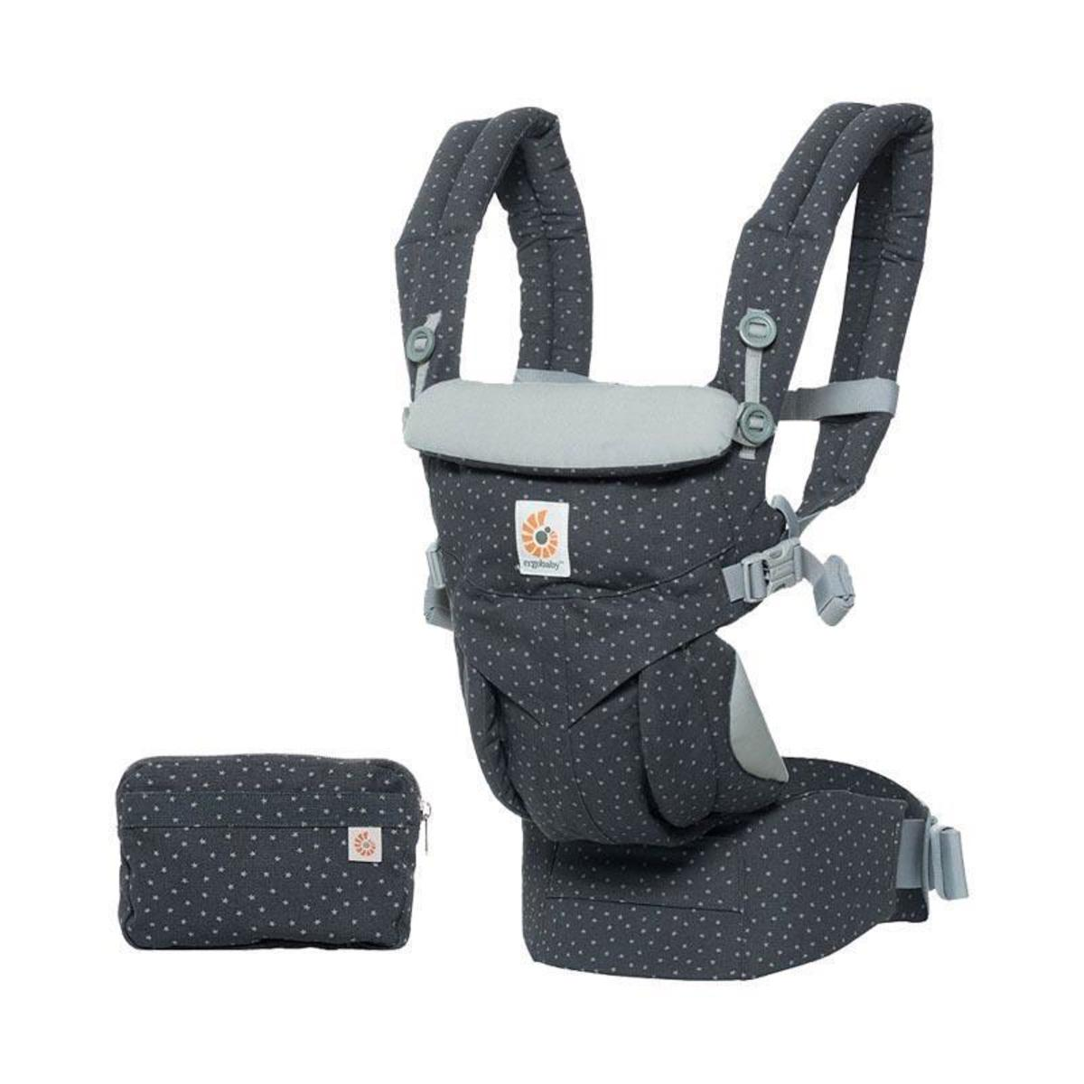 Ergobaby Omni all-stage four-type 360 baby carrier (6 models) - Starry sky
