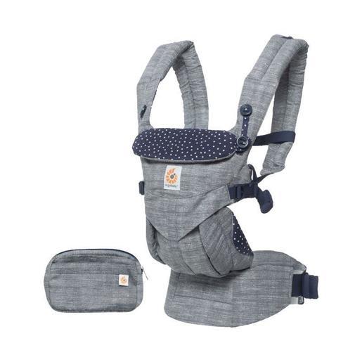 Omni 360 全階段 嬰兒揹帶 香港行貨 - 星塵
