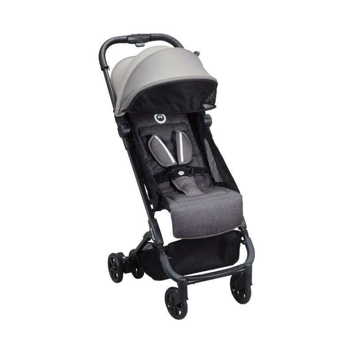 Bubble 羽輕量摺疊嬰兒車 0-4歲 英國品牌 - 石墨灰