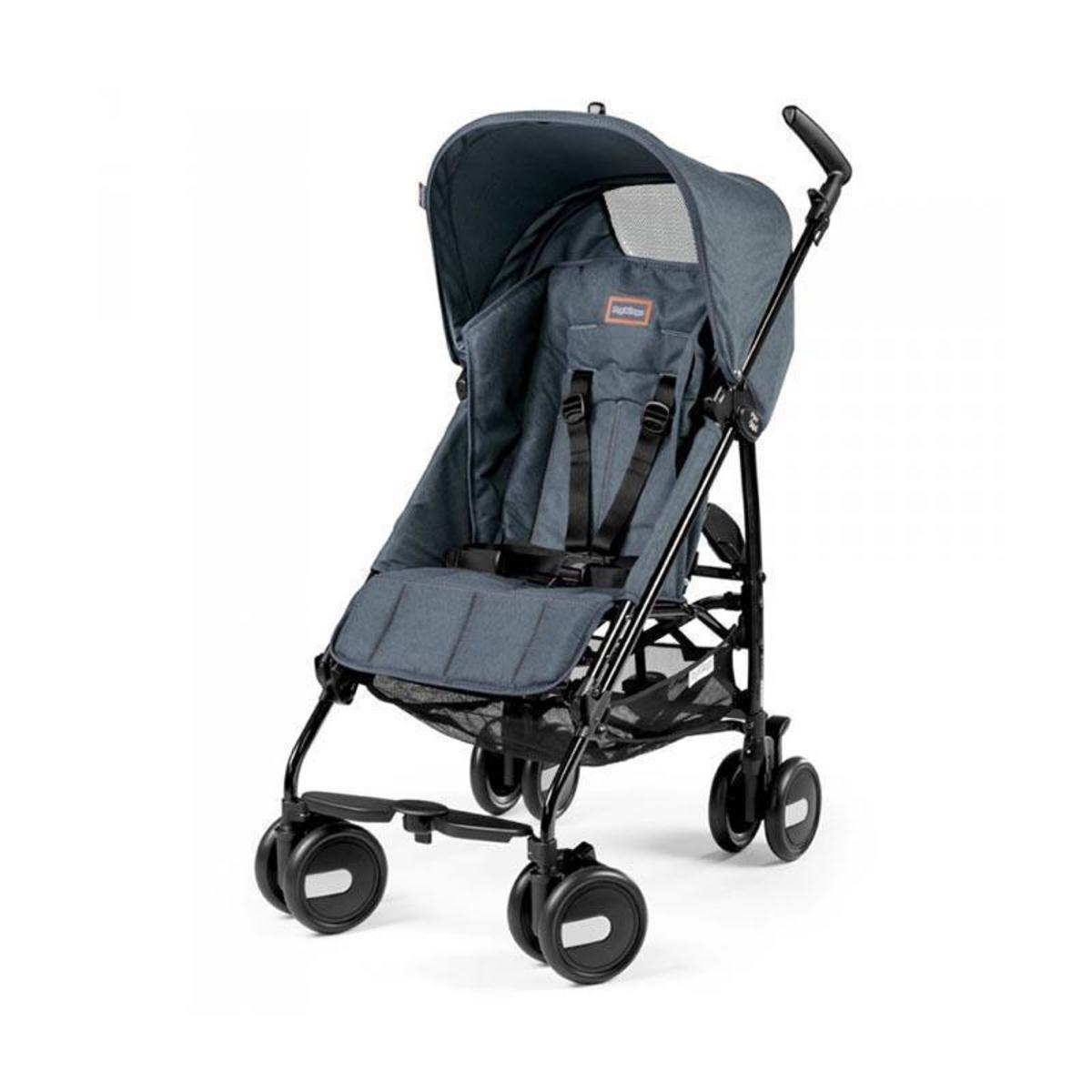 Pliko Mini 嬰幼兒手推車(0-4歲) 香港行貨 (多款) - 深色牛仔