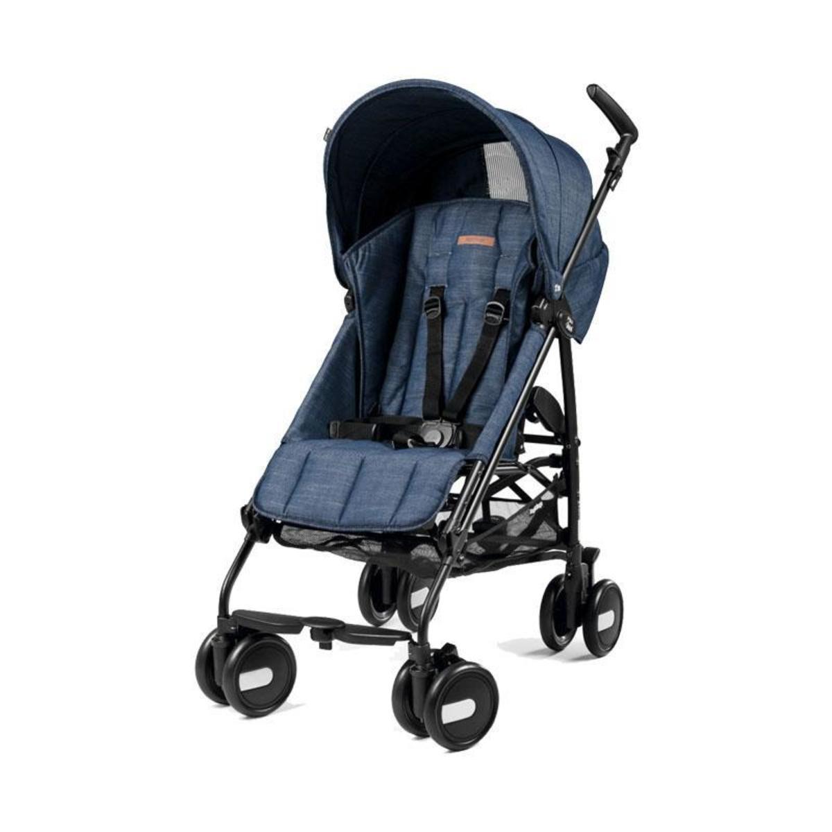 Pliko Mini 嬰幼兒手推車(0-4歲) 香港行貨 (多款) - 丹寧牛仔