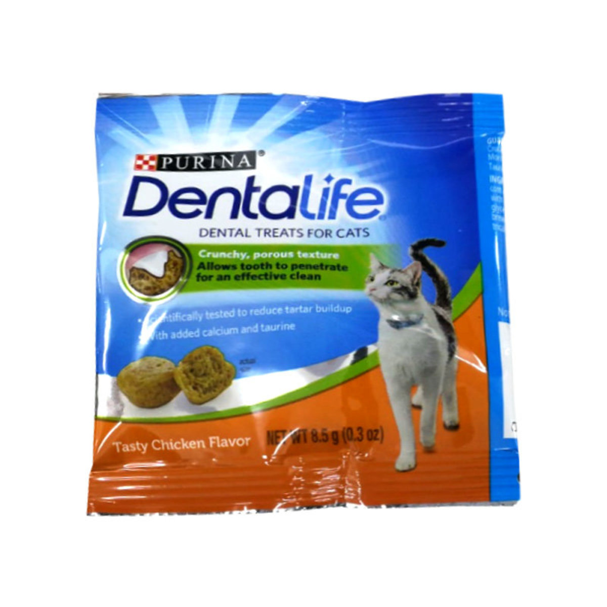 (贈品) Dentalife 貓糧試食包 隨機味道
