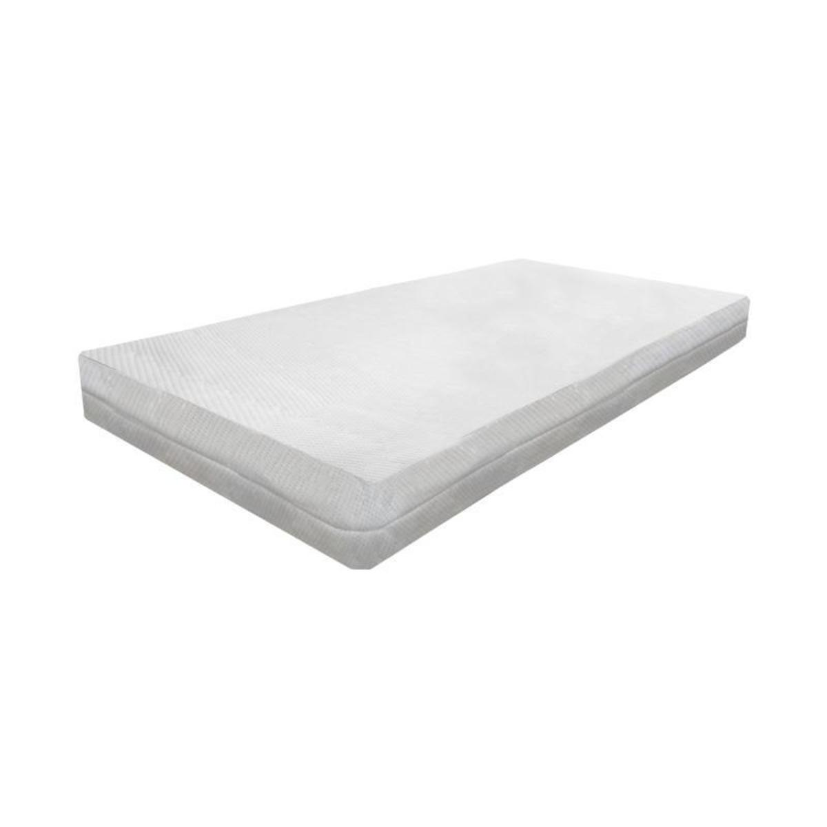0/3 Baby double-sided ridge spring bed mattress (0-4 years old) (3 sizes) - Large: 120 x 60 x 14cm