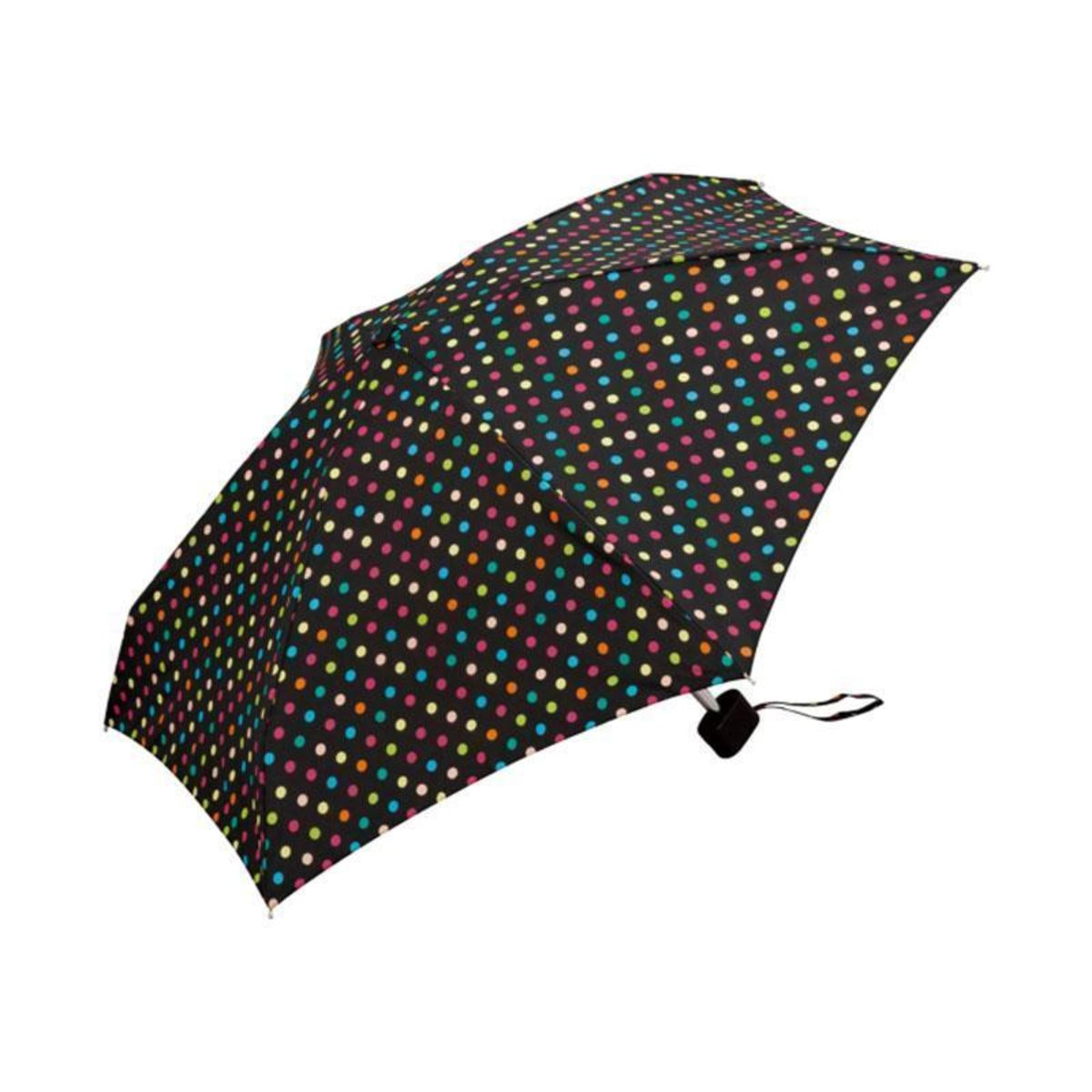 KiU Tiny Mini shifty cover anti-UV umbrella brand in Japan - colored dots Marble Dot