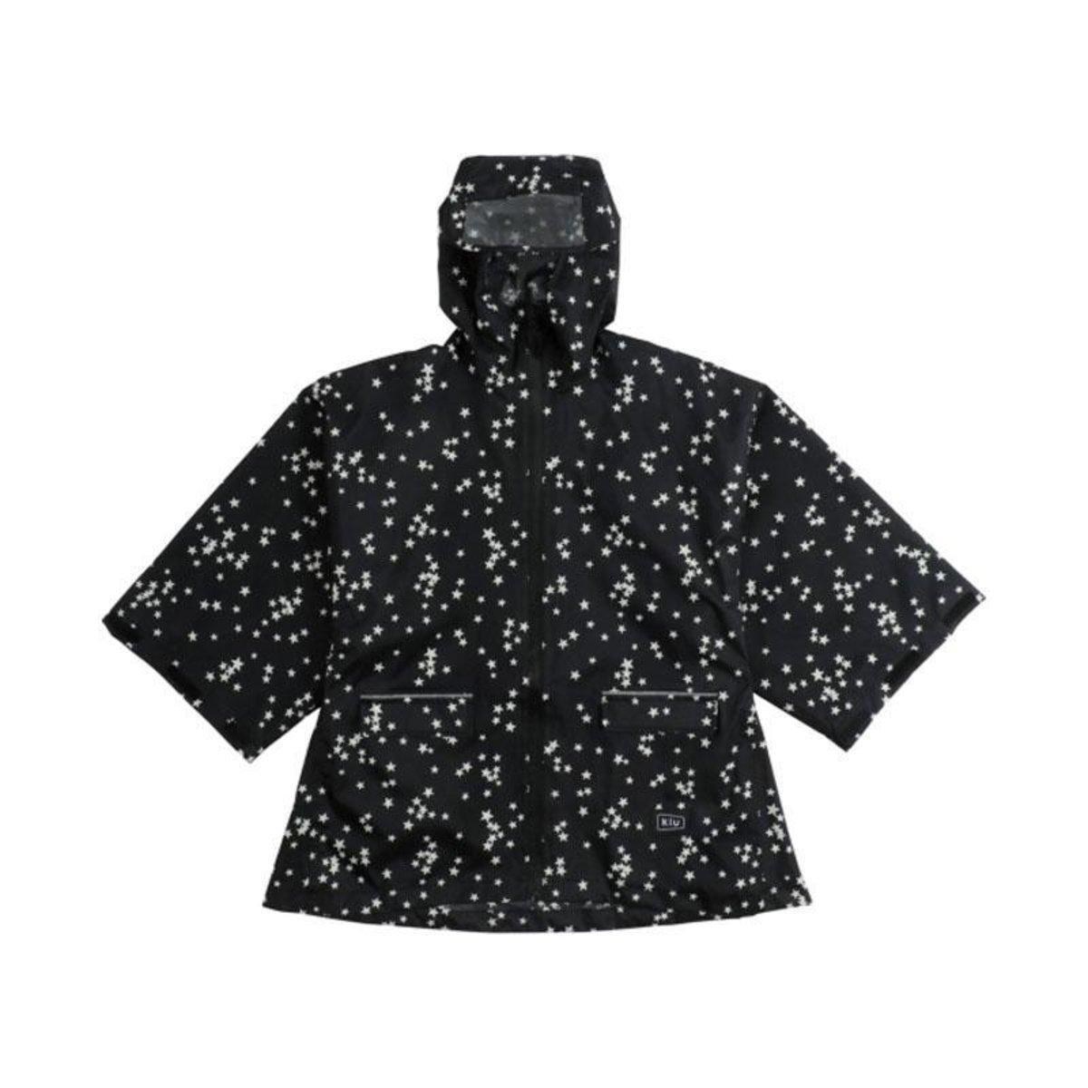 KiU 兒童雨衣 日本品牌 - 星塵 STARDUST