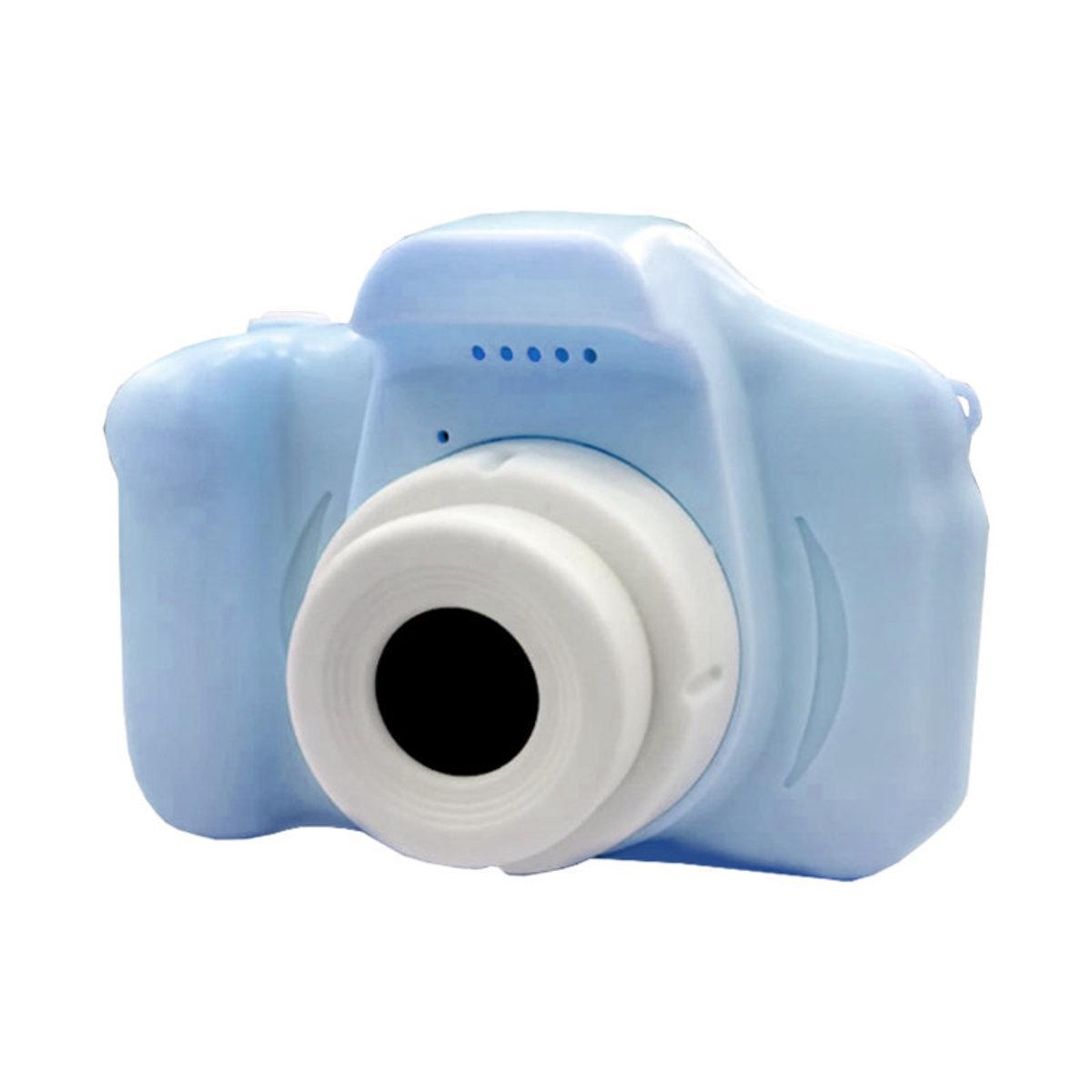 兒童迷你相機 - 淺藍