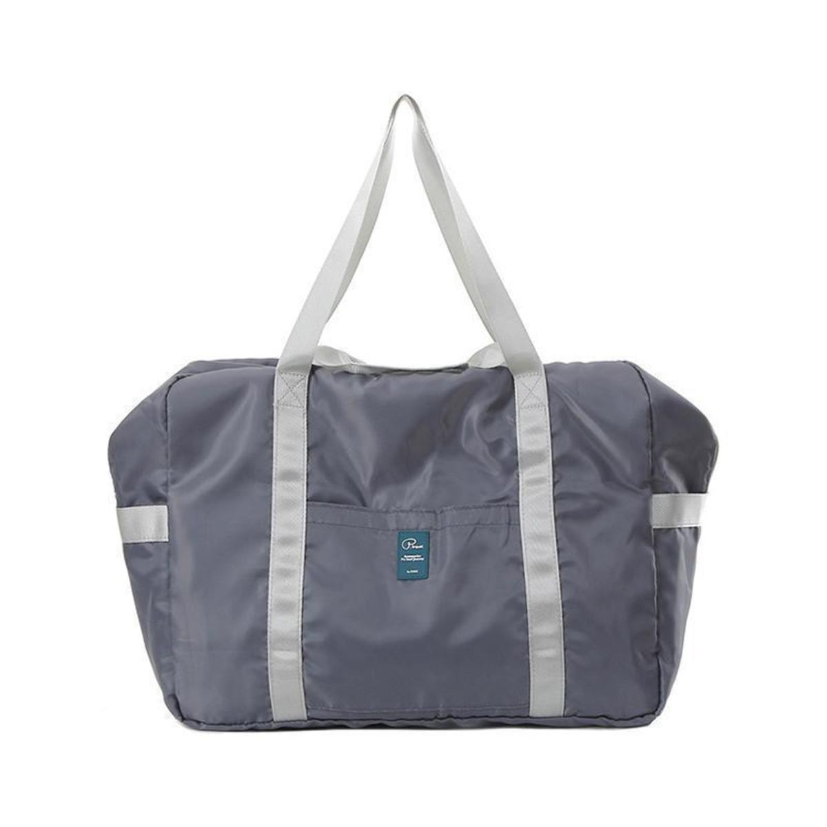 P. Travel Folding Travel Storage Bag Thicken and Increase - Gray