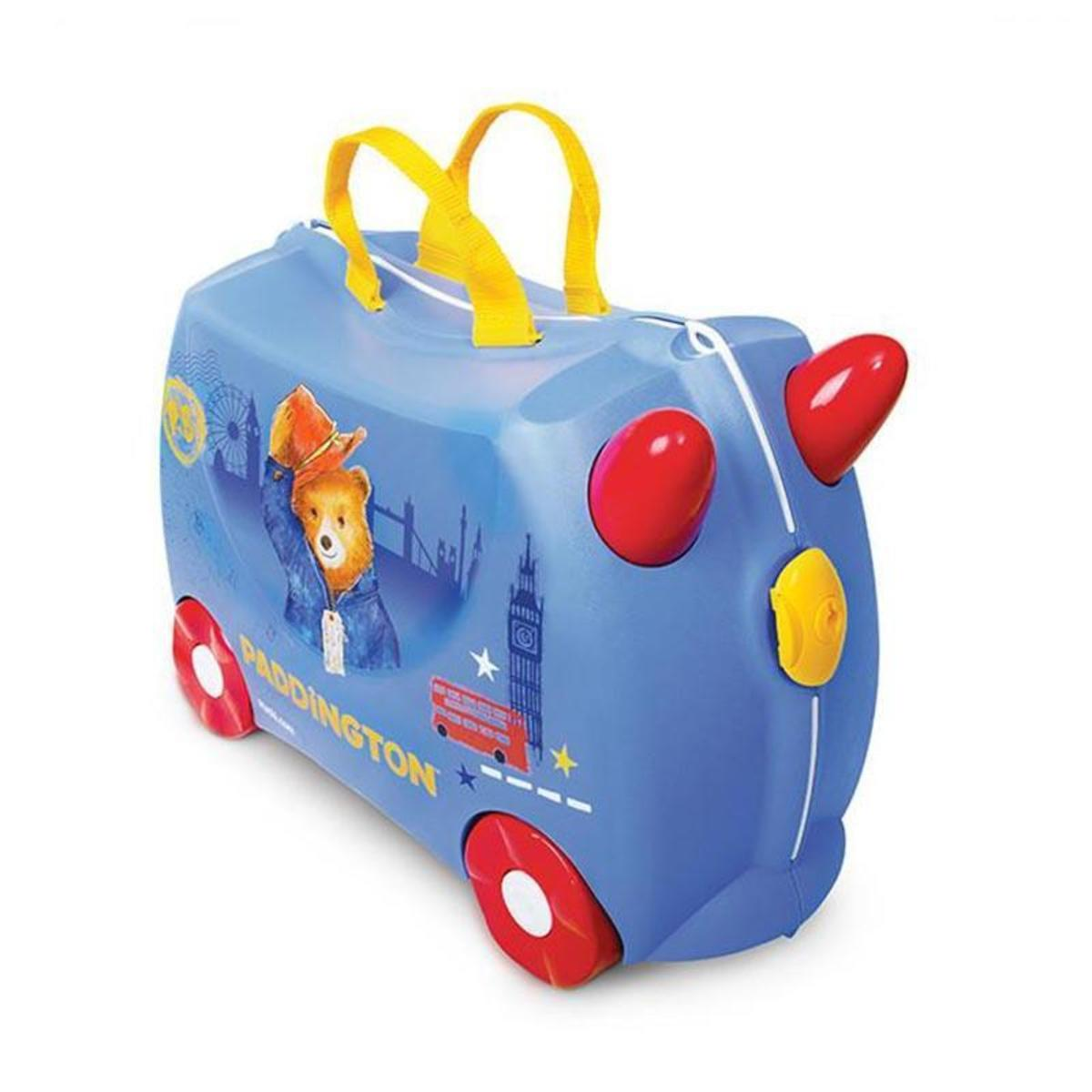 Trunki Kids Luggage (various) - Paddington