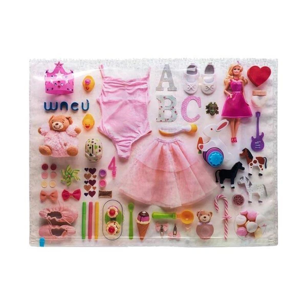Wacù® vacuum bag 2 packs Italian brand - The Little Princess / Medium Size