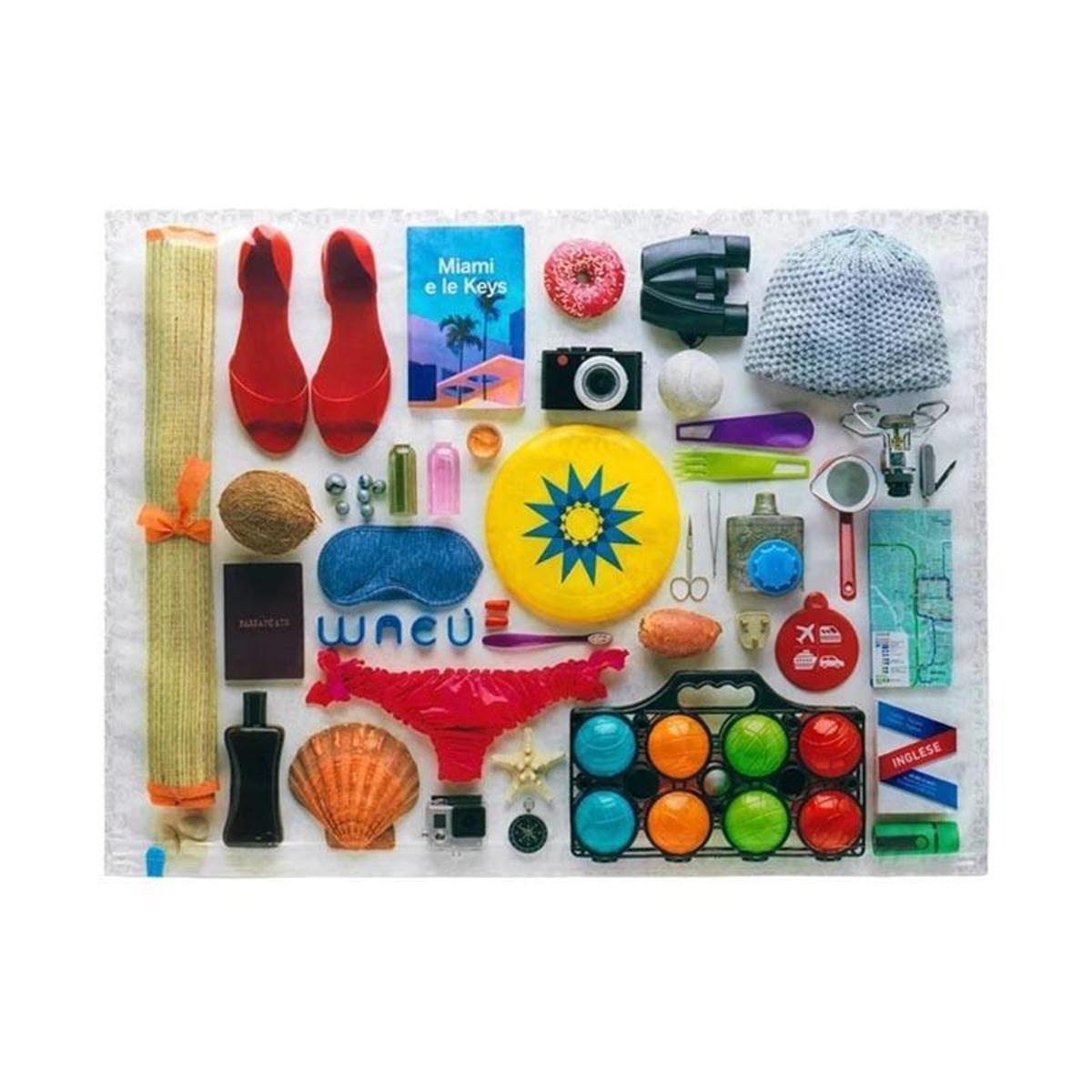 Wacù® vacuum bag 2 packs Italian brand - The Traveller / Small