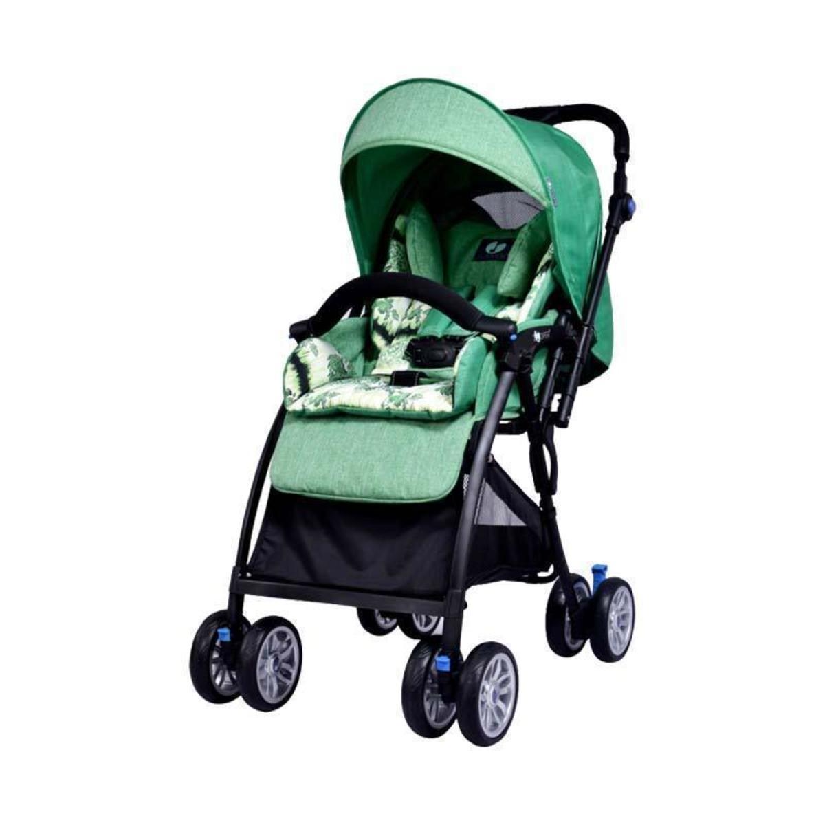 Zooper® Salsa2 All Weather Folding Stroller 0-36 Months American Brand - Green