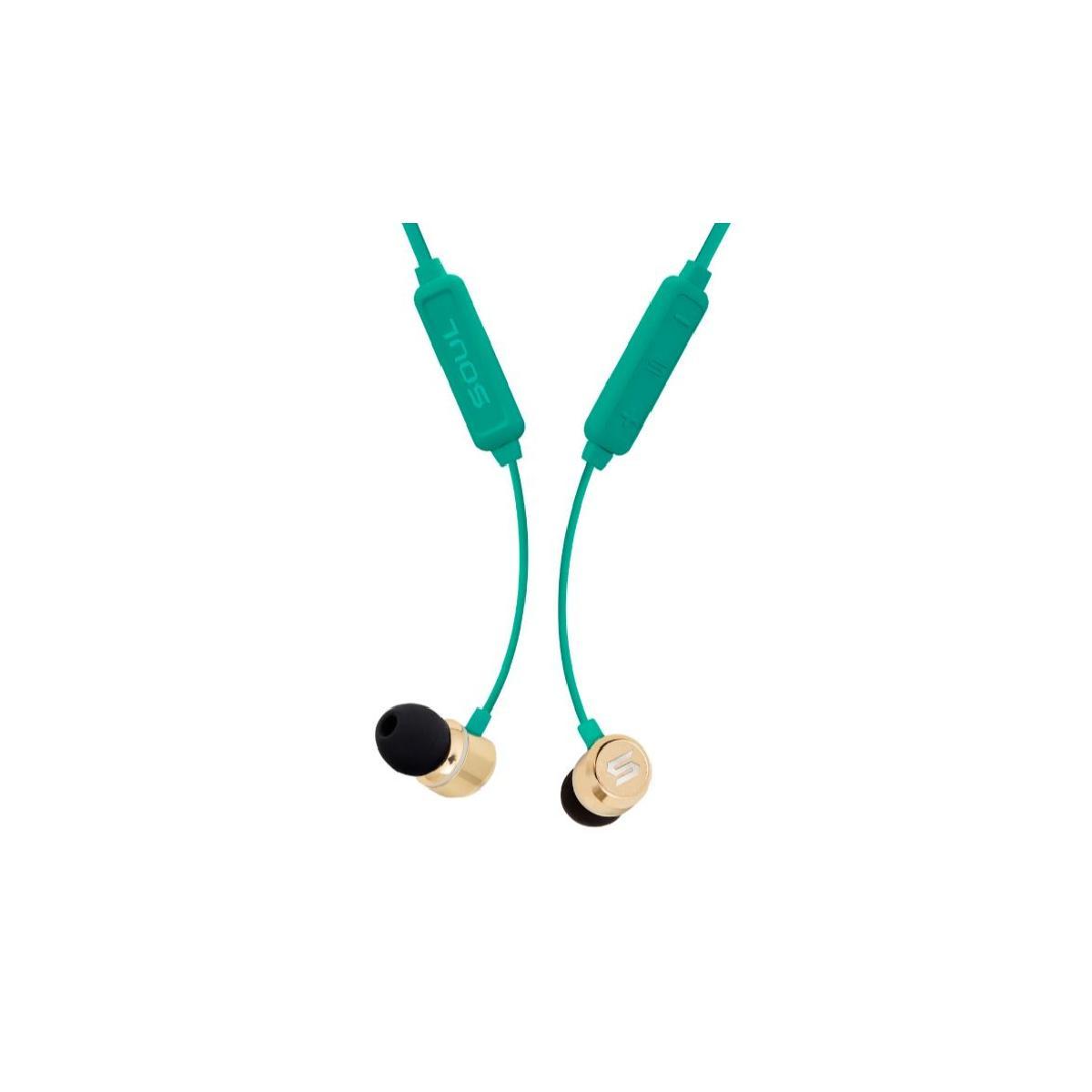 Prime Wireless Bluetooth Headphones Green