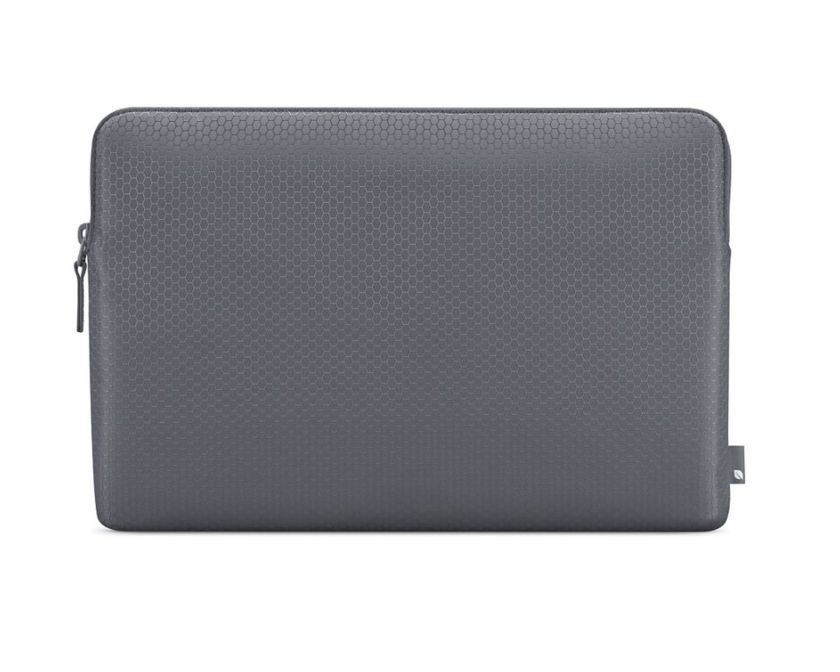 "Apple Slim Sleeve in Honeycomb Ripstop for MacBook Air/ Pro 13"" INMB100385-SPY Grey"