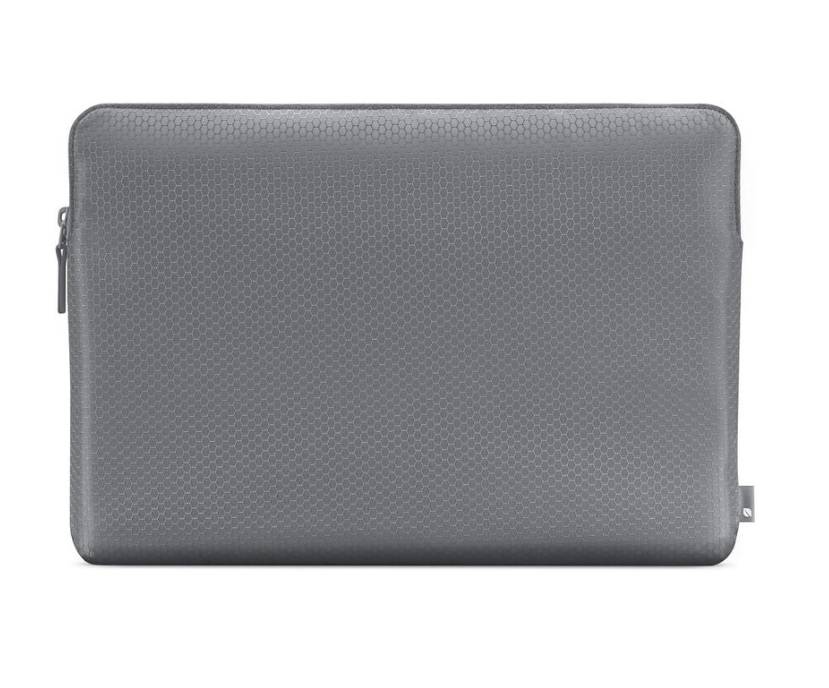 "Apple Slim Sleeve in Honeycomb Ripstop for MacBook Pro 15"" INMB100386-Spy Grey"