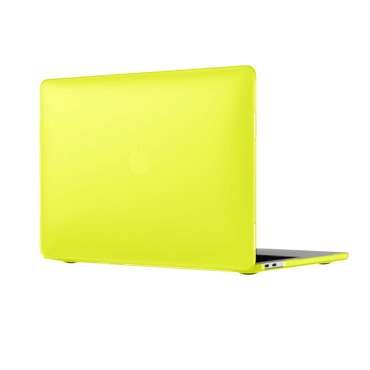 "SmartShell Apple Macbook Pro 13"" 有/沒有Touch Bar (2016或更新) Lightning Yellow"