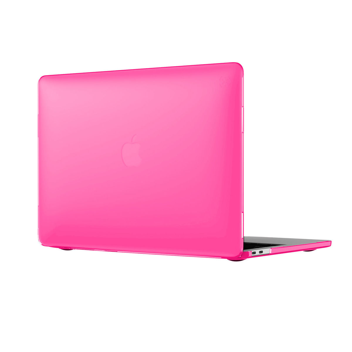 """SmartShell Apple Macbook Pro 13"""" with and without Touch Bar (2016 or newer) Hot Lips Pink"""