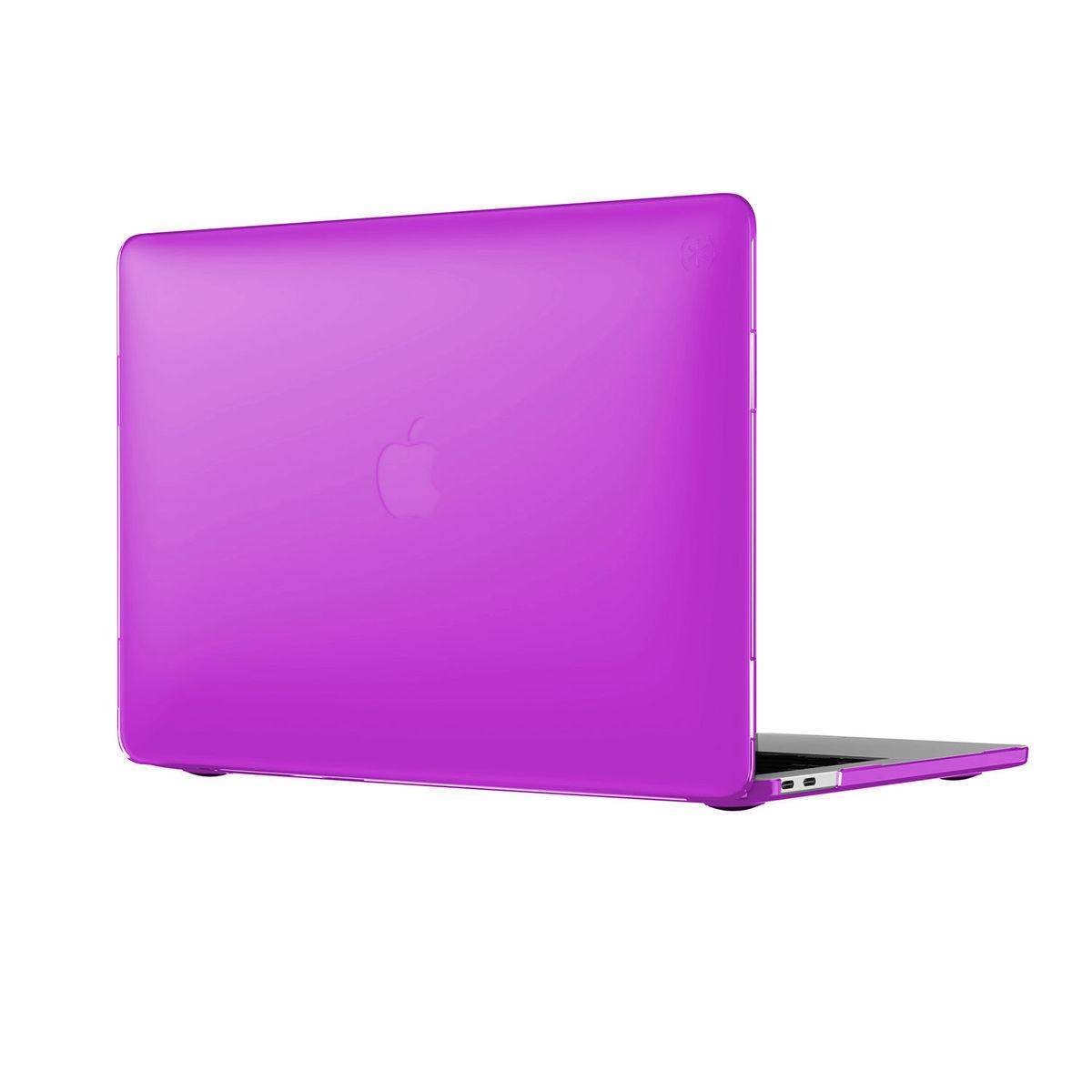 "SmartShell Apple Macbook Pro 15"" 有/沒有Touch Bar (2016或更新) Wildberry Purple"