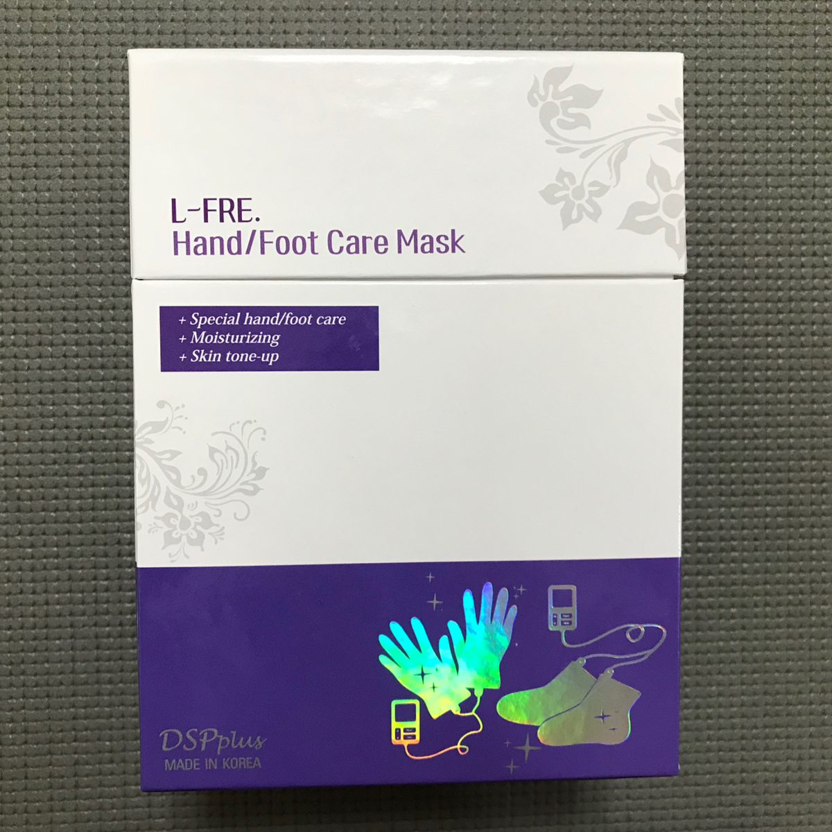 L-FRE low Frequency Hand/Foot Care Mask moisturizing skin tone up beauty device