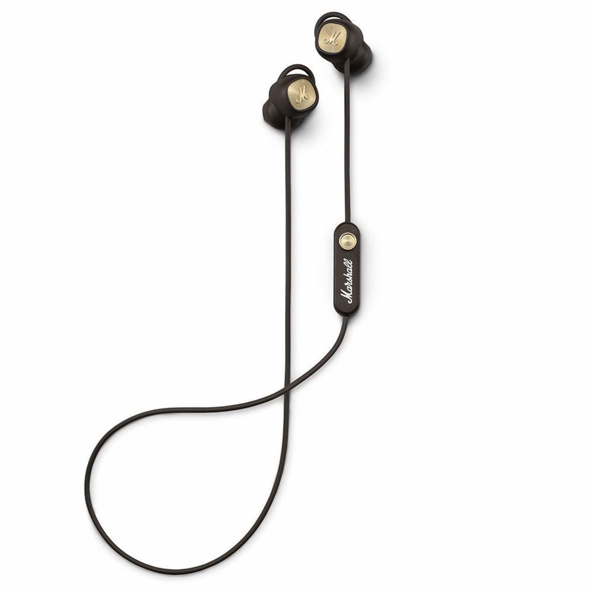 Minor 2 藍牙5.0 APTX無線 14.2 mm dynamic drivers 入耳式耳機棕色
