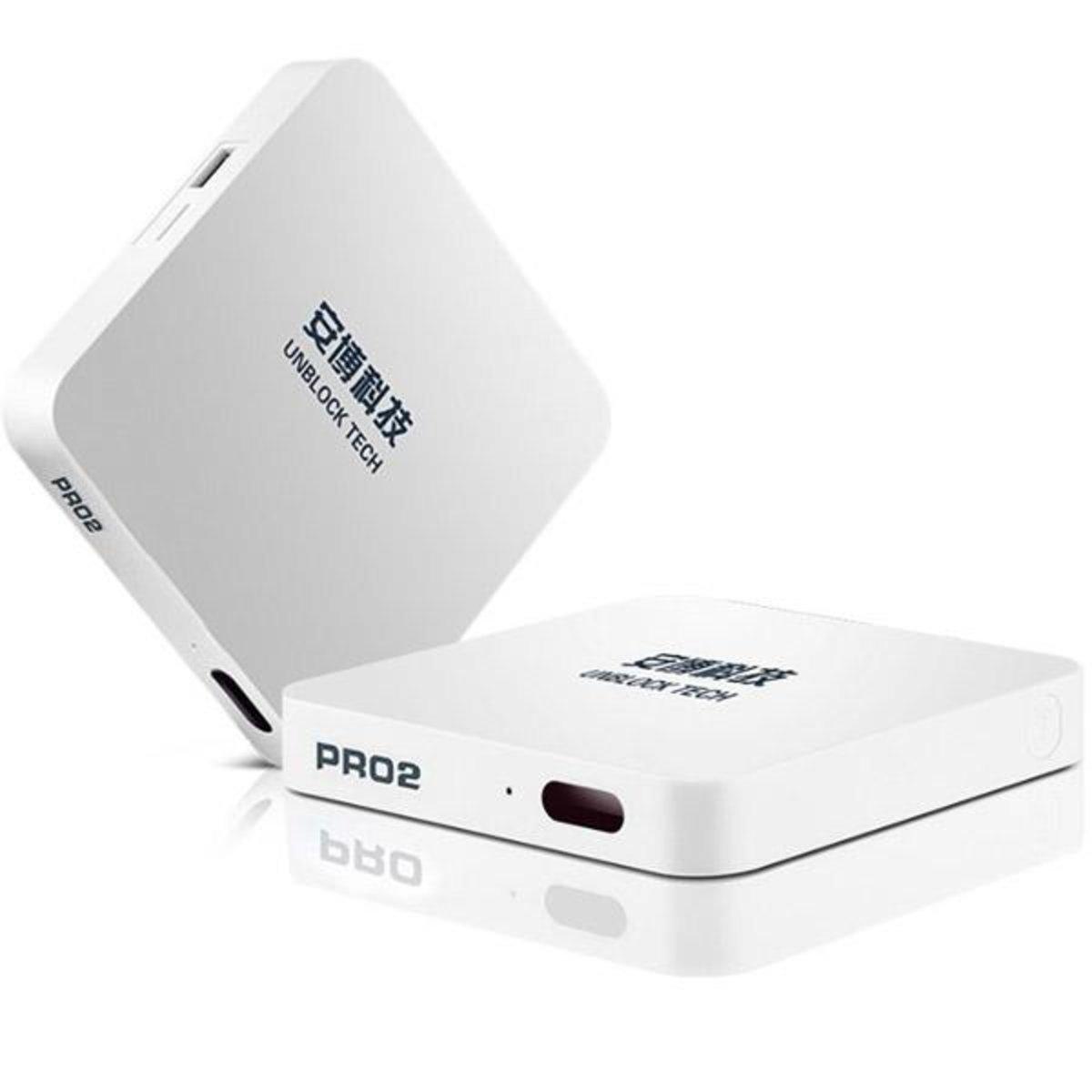Upro 2 1950_16G 高清HDMI智能電視盒