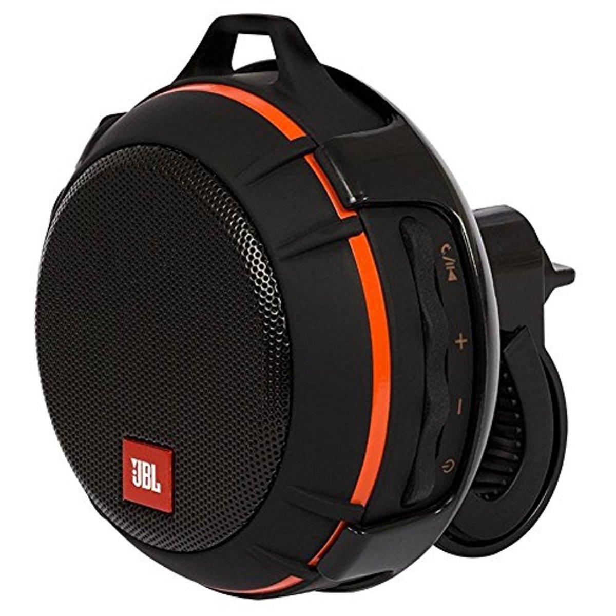 Wind Bike Portable Bluetooth IP45 Speaker FM Radio Micro SD Card