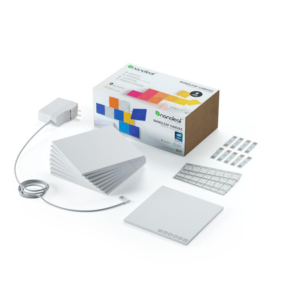 CANVAS Smarter Kit (9 Light Squares)