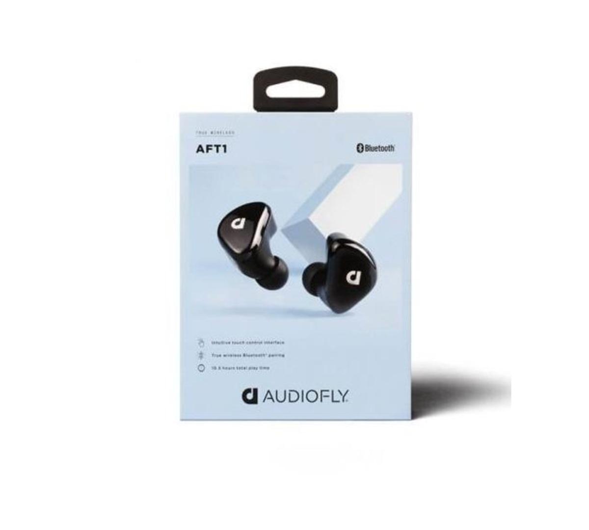 AFT1 真無線藍牙運動IPX5耳機 Black