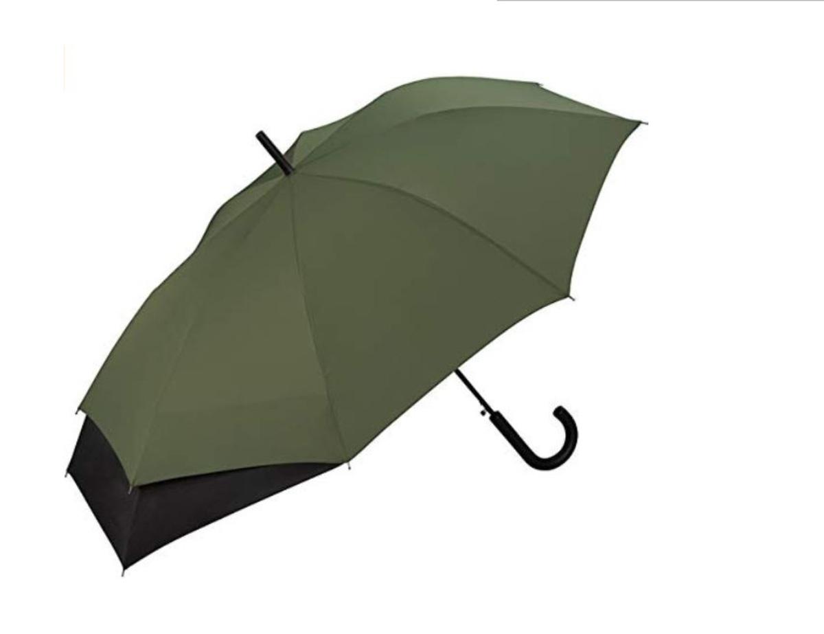 Couple backpack Stick Umbrella 60cm Green MSU-031