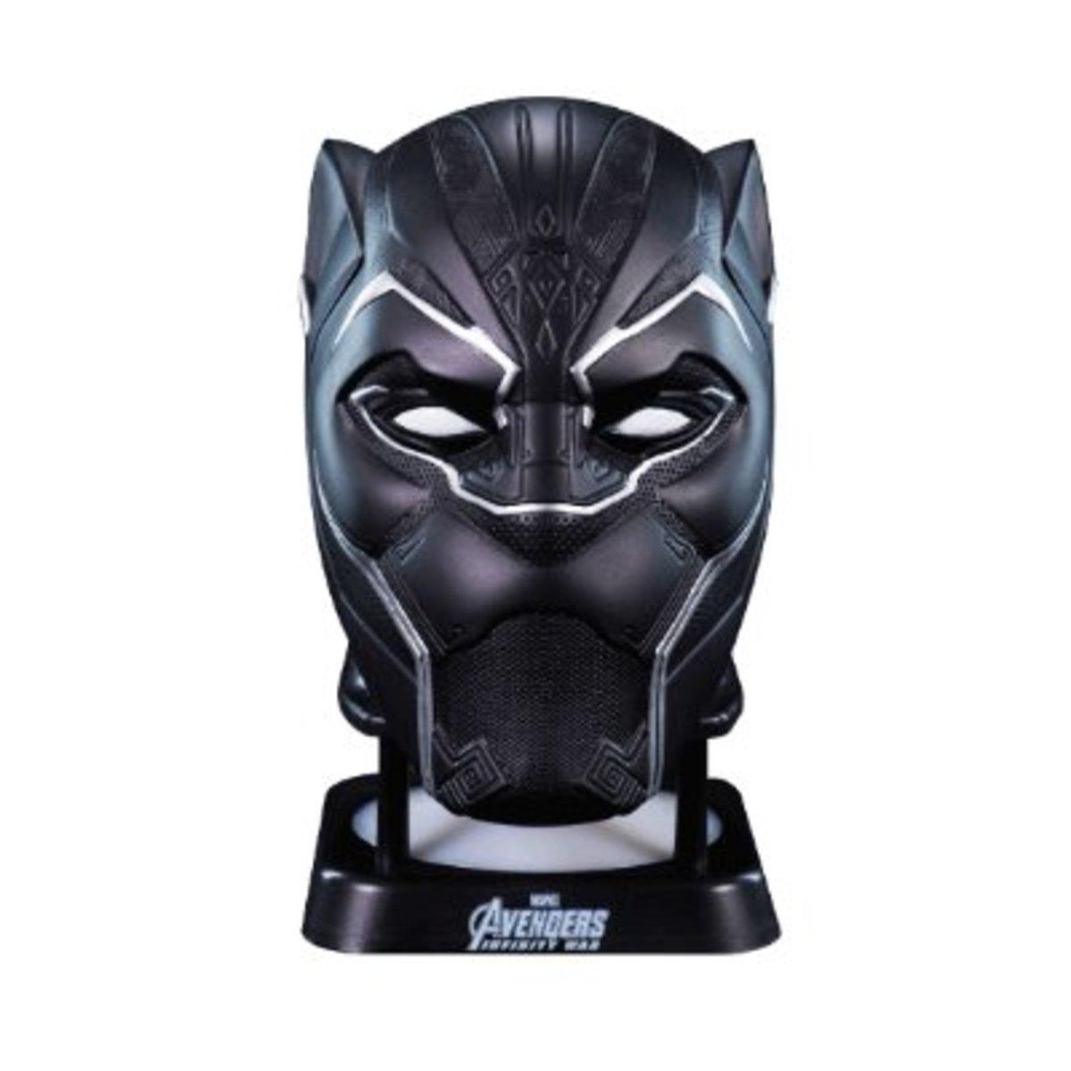 Marvel Black Panther 迷你頭像藍牙喇叭