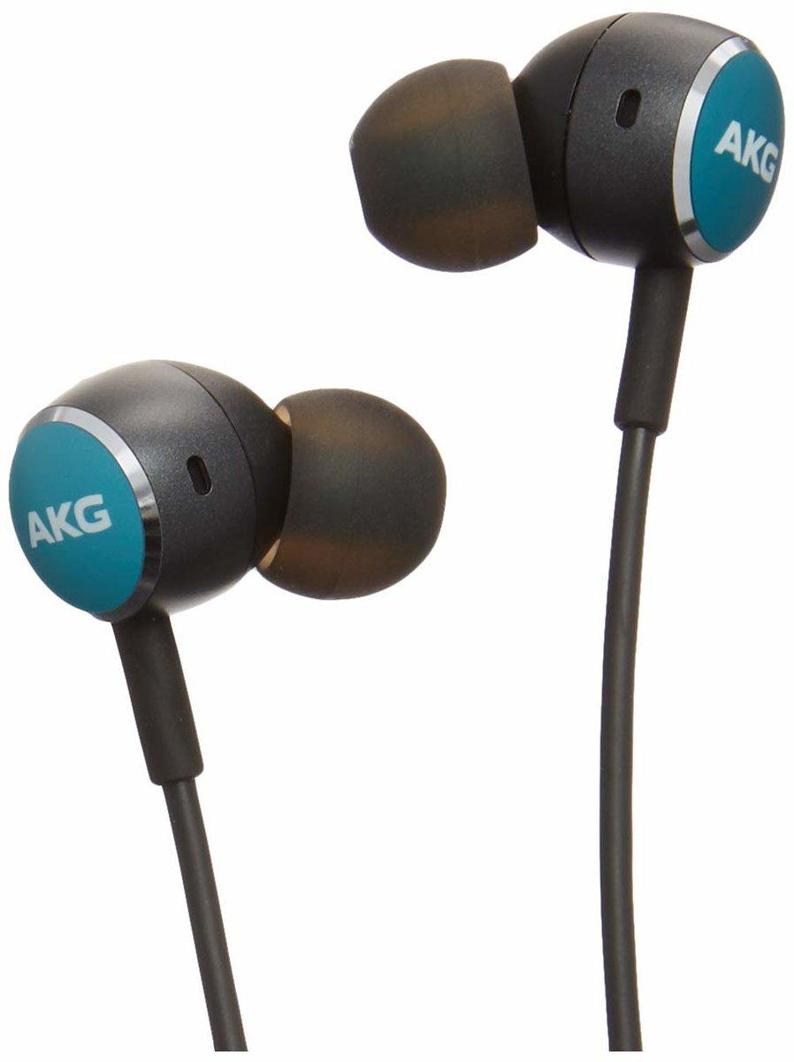 HK warranty AKG Y100 wireless Bluetooth earphones Green