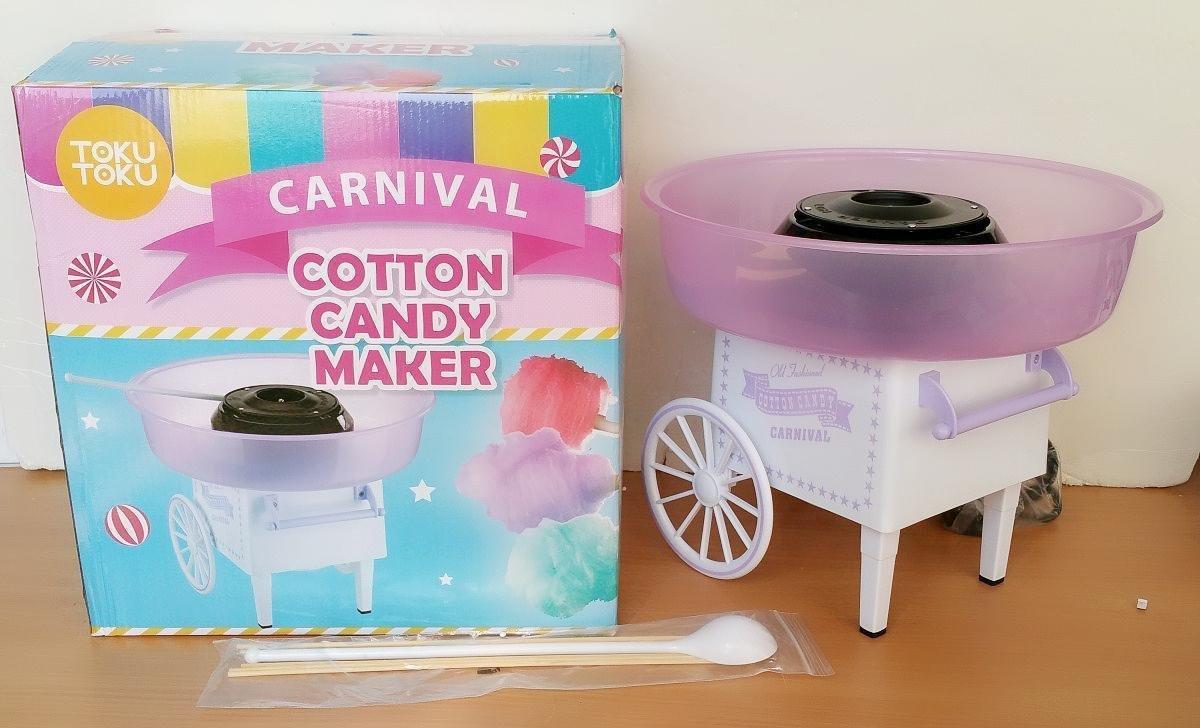 香港保修 Cotton Candy Maker 糖果棉花糖機