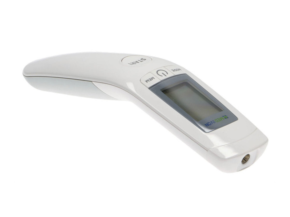 HK Warranty TB-04 No Touch Forehead Thermometer