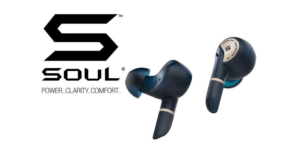 HK Supplier Soul SYNC Pro TWS True Wireless Bluetooth in Ear Headphone