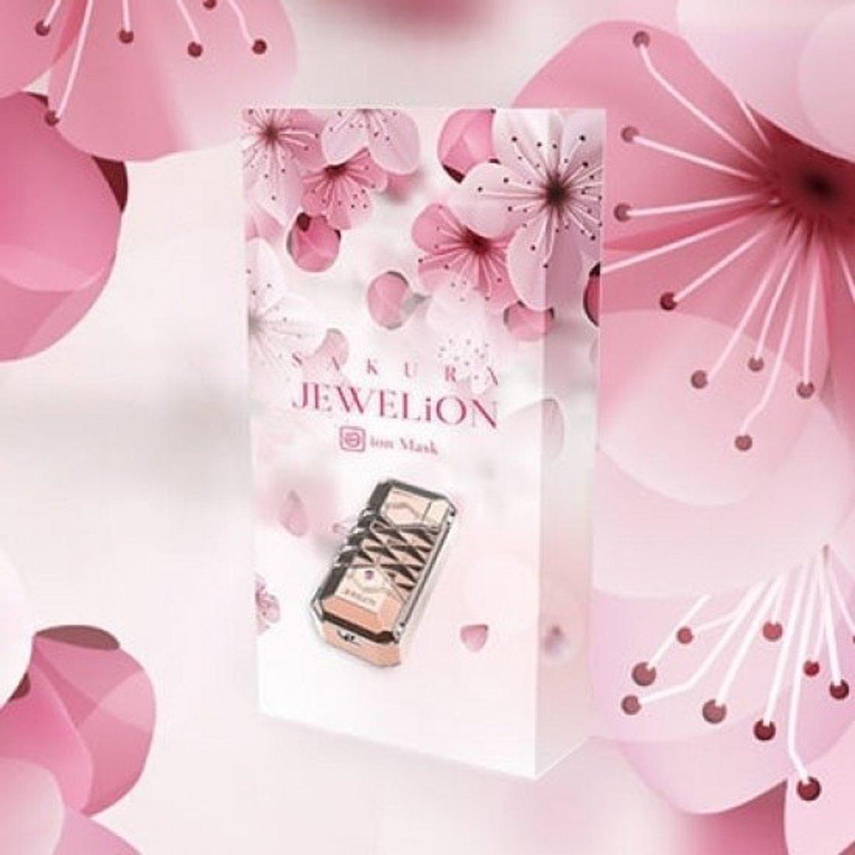 HK Warranty JAPAN ion mask portable anion air purifier Pink