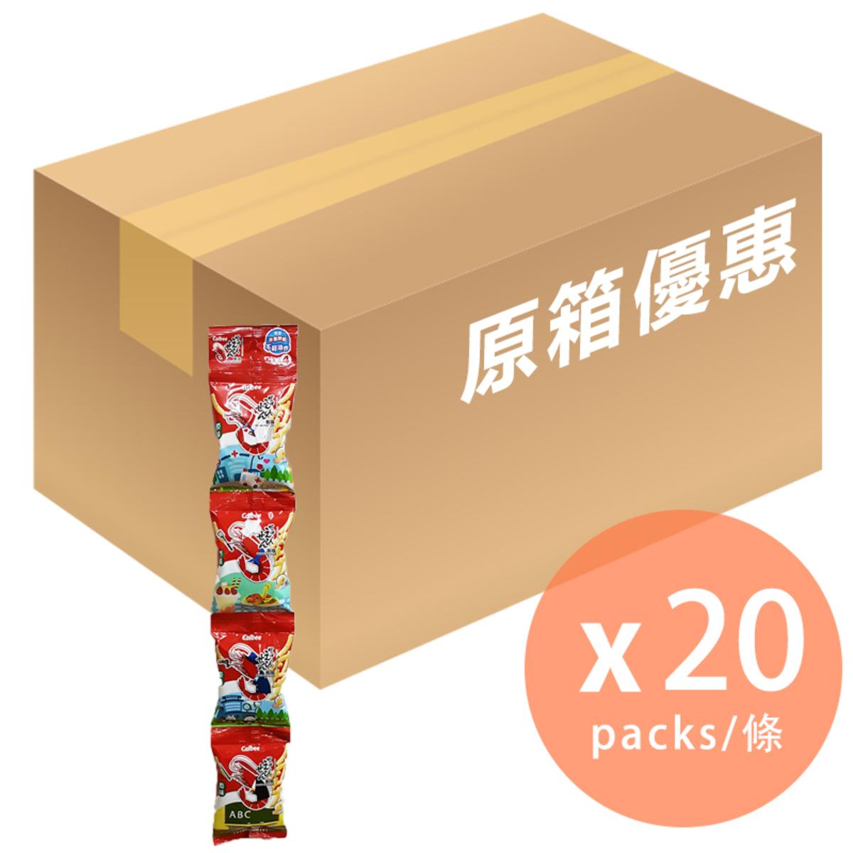 [Full Case]Prawn Stick (4packs) 56g x 20 (4892294102166_20)