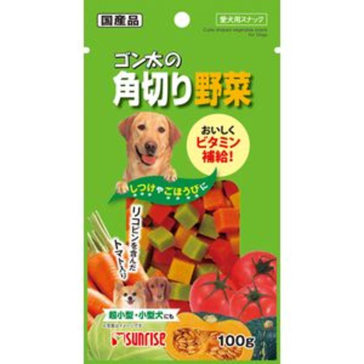 雜菜粒粒小食 100g (4973321918889)