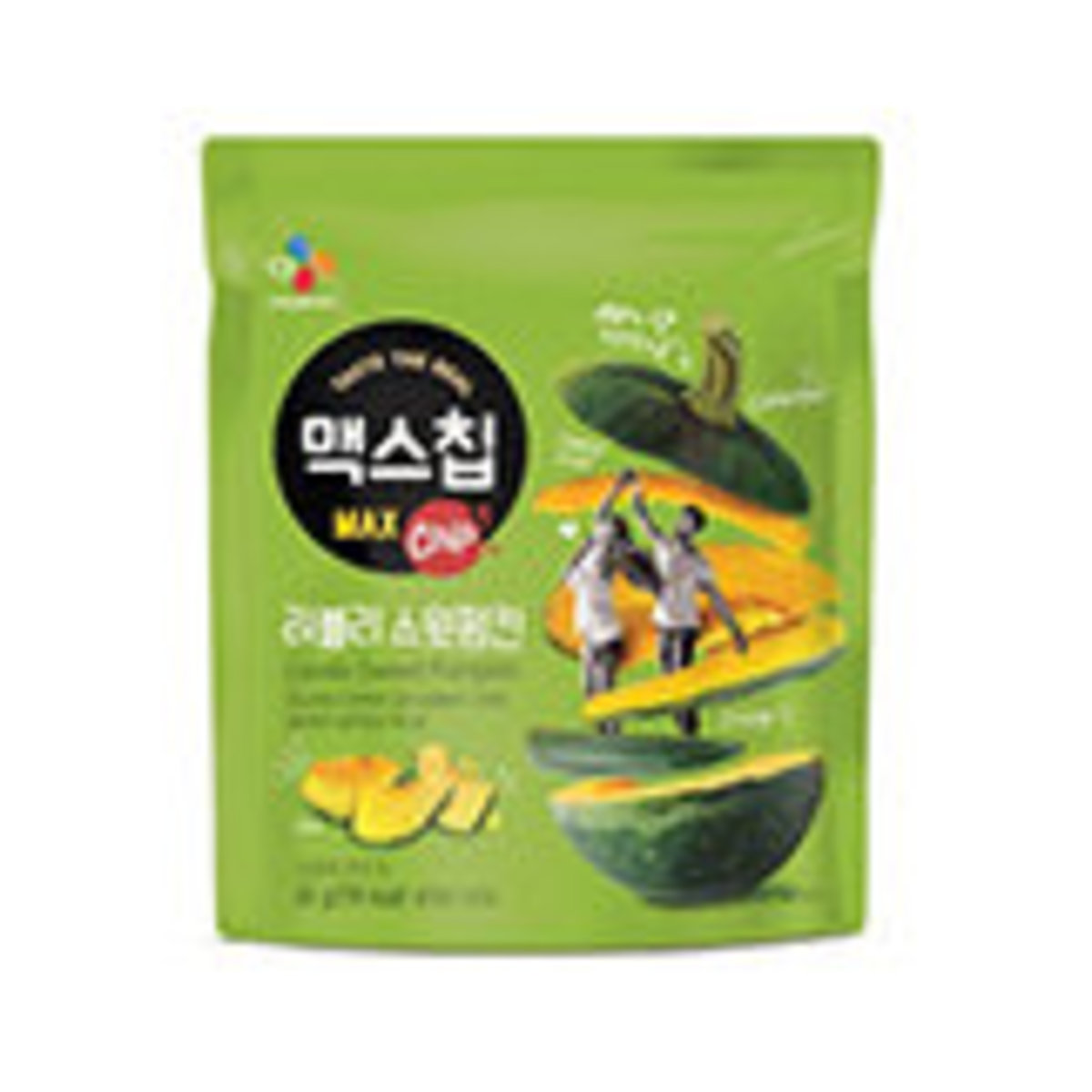 CJ | Korea Maxchip Sweet Pumpkin 30g (8801007685359