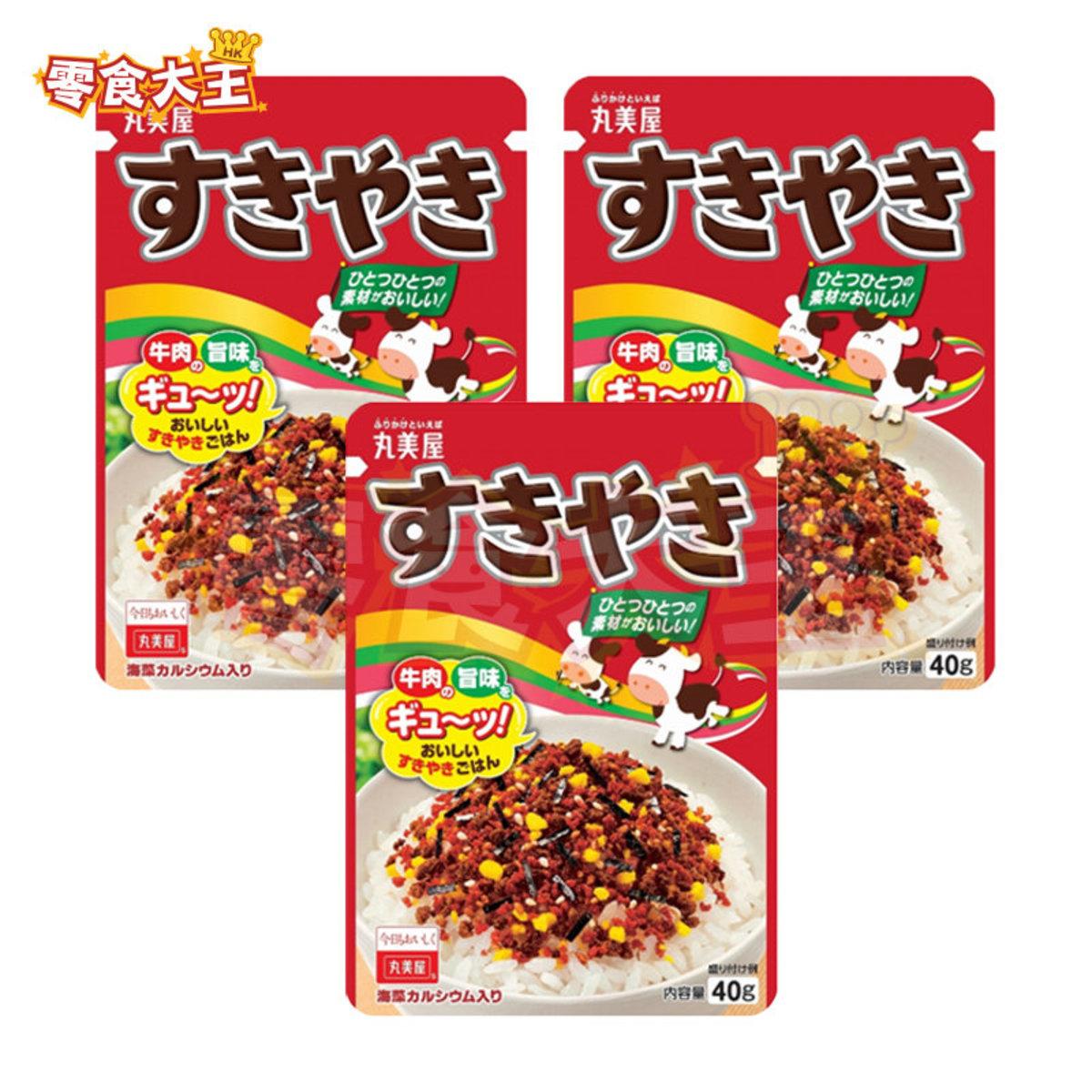 壽喜燒飯素 40g x 3包 (4902820102116_3)