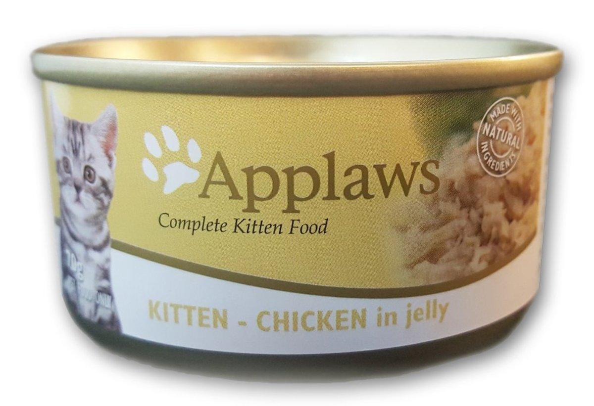 Complete Kitten – Chicken in Jelly (70g) #1043