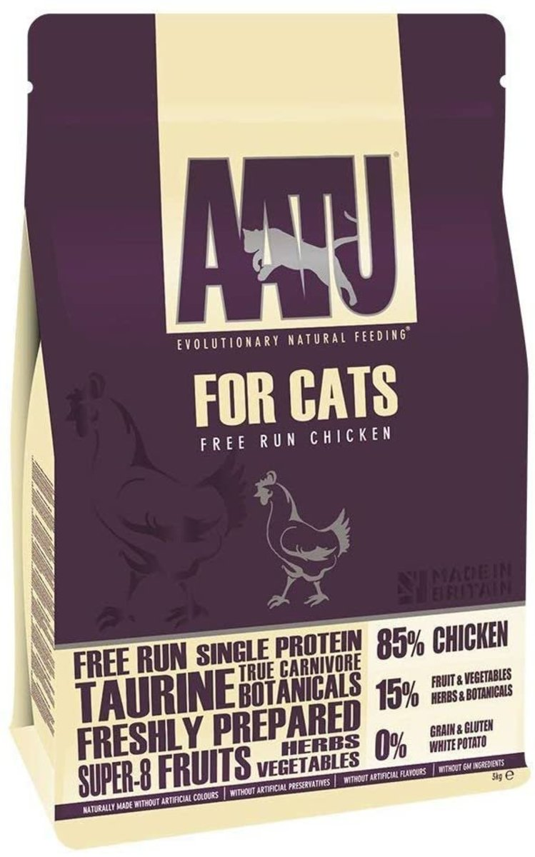 85/15 Free Run Chicken for Cats (3kg) ATCC3