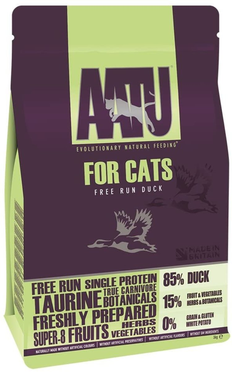85/15 Free Run Duck for Cats (3kg) ATDC3