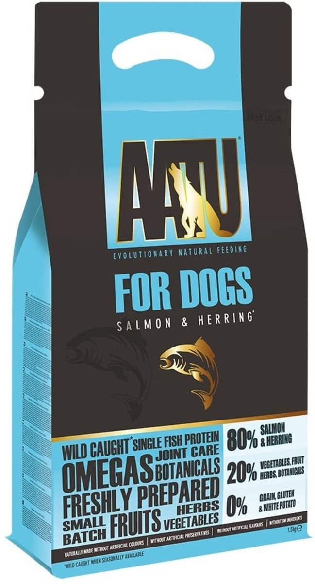 80/20 Salmon & Herring for Dogs (1.5kg) ATS15