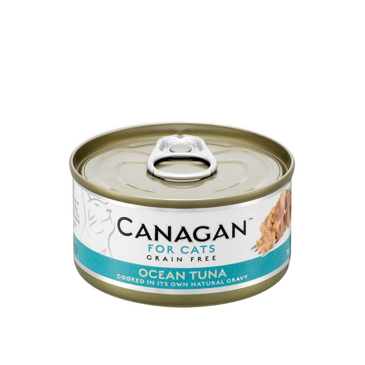 吞拿魚貓罐頭 (75g) #WT75