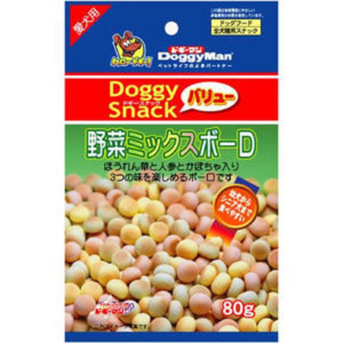 雜菜水泡餅 (80g) #80225 A1