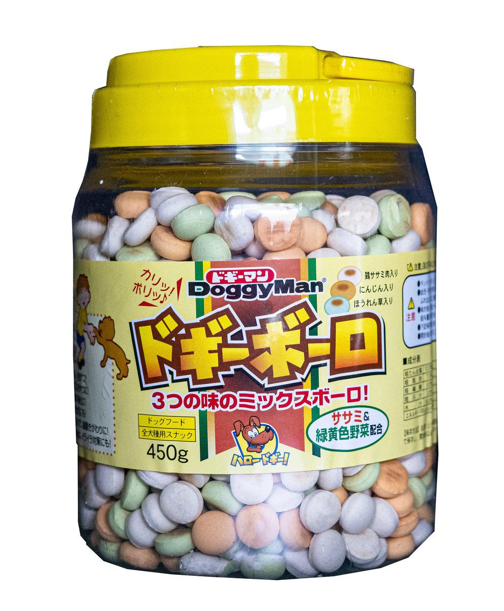 雞肉野菜蘿蔔水泡餅 (450g) #81154 V