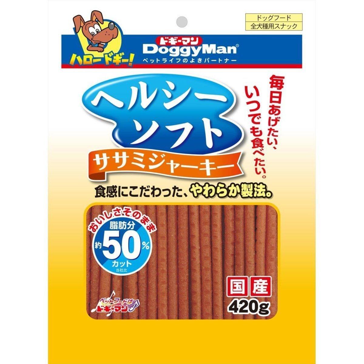 Healthy Soft Sasami Jerky (420g) #81957 R