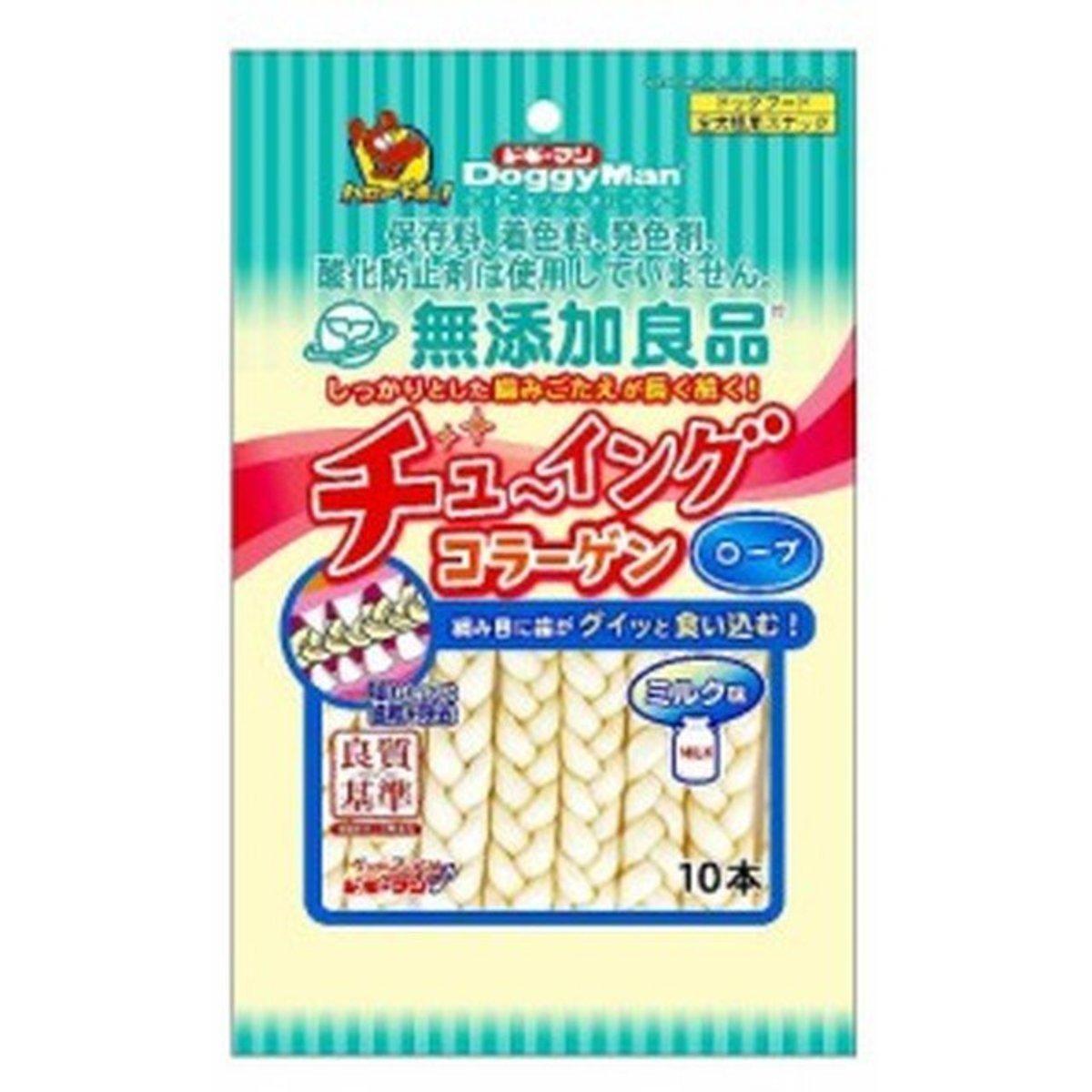 Soft Rawhide Collagen Gum - Twist (10pcs) #82169 B4