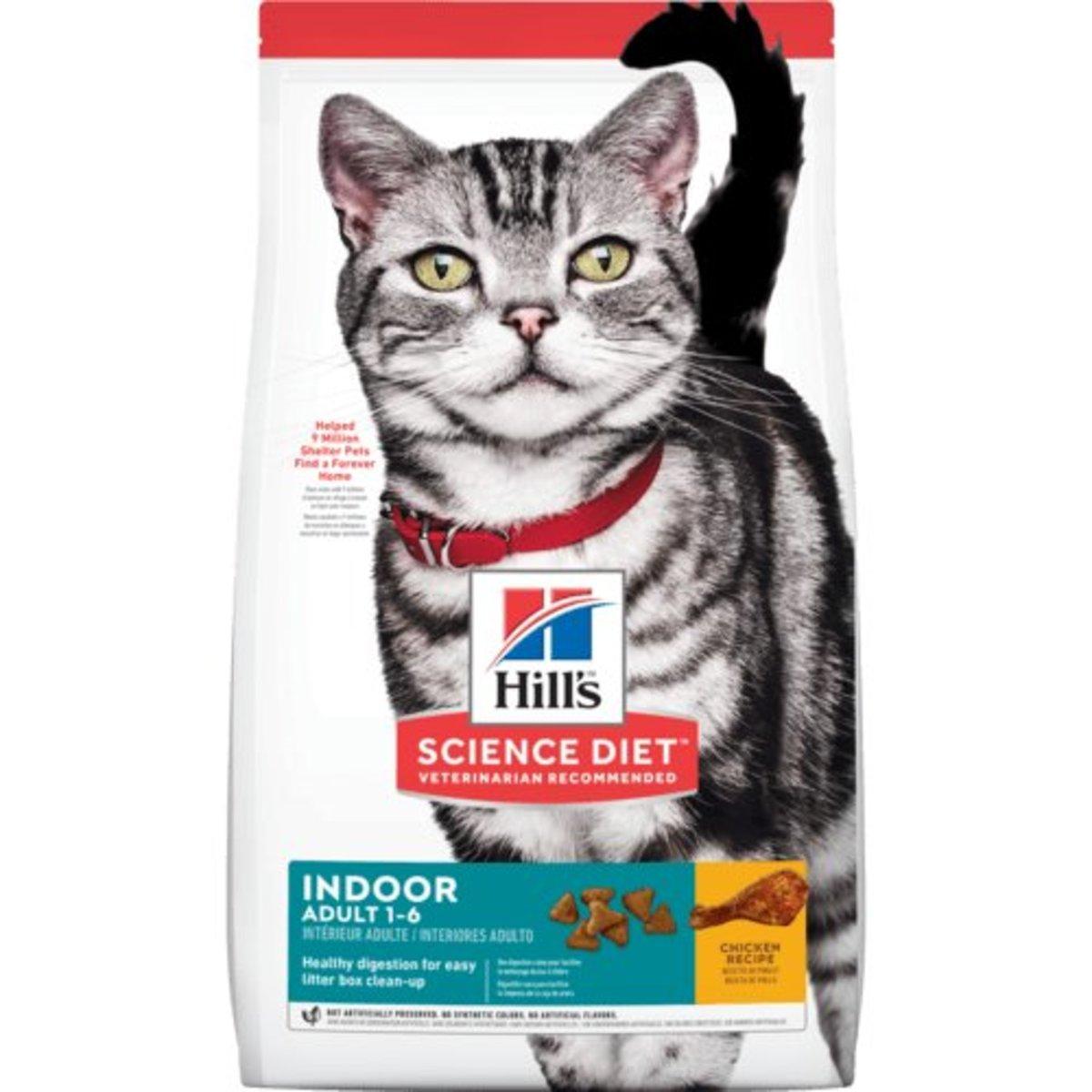 成貓1-6室內糧配方 (7磅) #8879