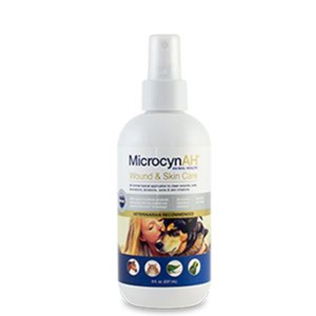 Wound & Skin Care Liquid Spray (8oz / 236ml) #M1002
