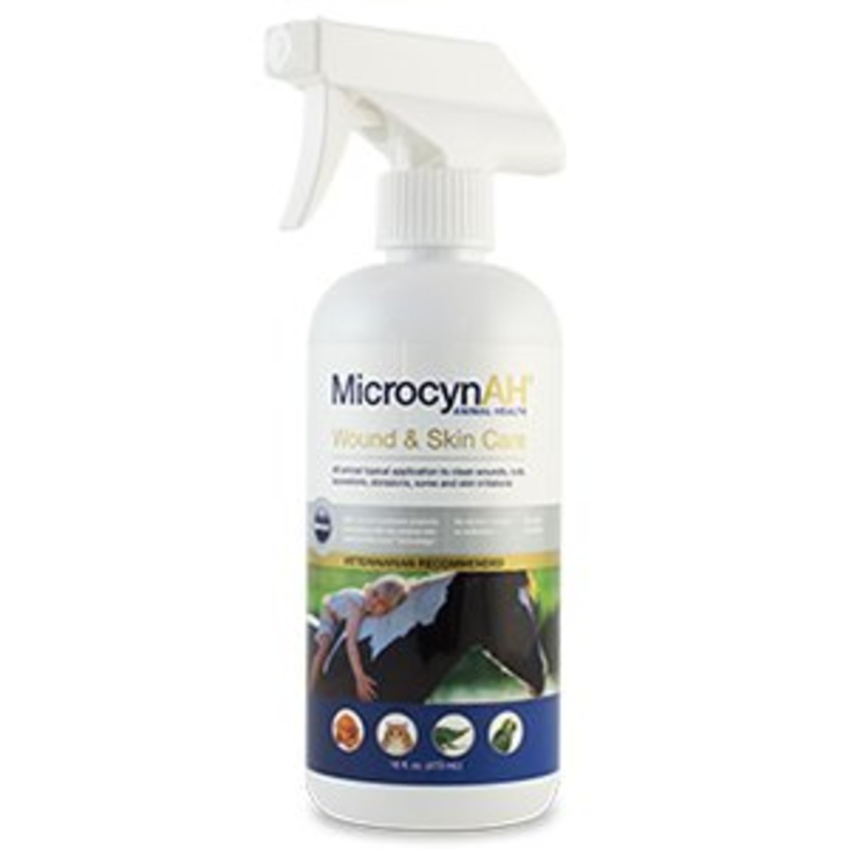 Wound & Skin Care Liquid Spray (16oz / 500ml) #M1008